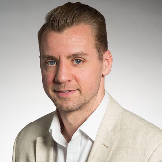 Andy Barnard – Managing Director