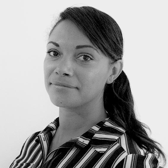 Simone Denby-Cooper – Regional Sales Representative