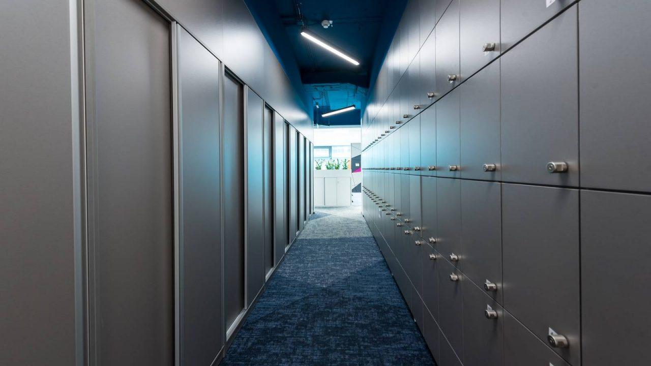 Image of Lockers